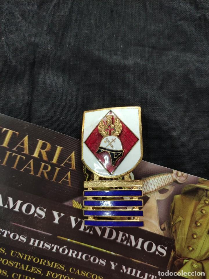 MEDALLA DE LA GUARDIA CIVIL MOTORISTAS (Militar - Medallas Españolas Originales )
