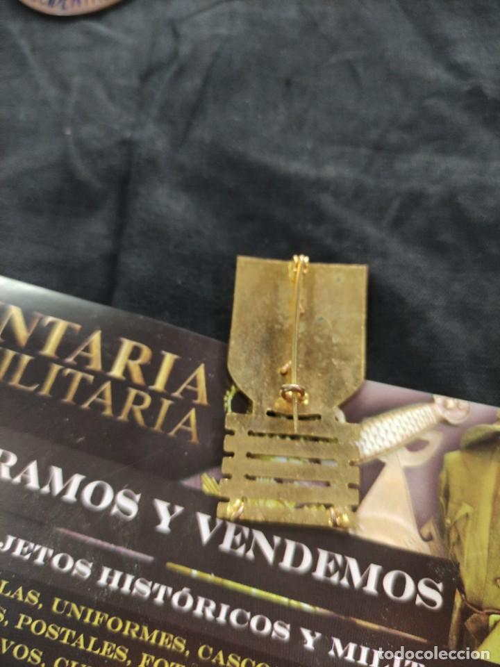 Militaria: Medalla de la guardia civil motoristas - Foto 3 - 260822730