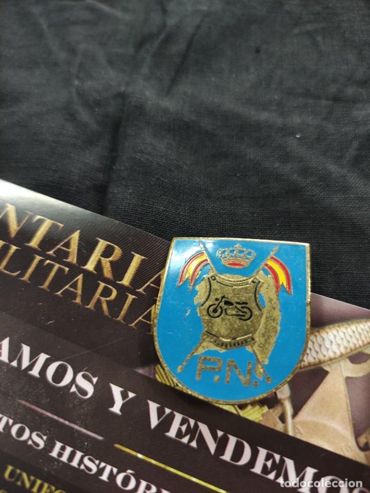 MEDALLA DE CURSO DE MOTORISTAS POLICÍA NACIONAL (Militar - Medallas Españolas Originales )