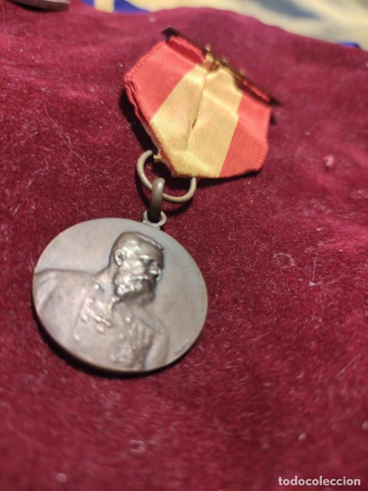 Militaria: Medalla carlista 1875 - Foto 2 - 261101855