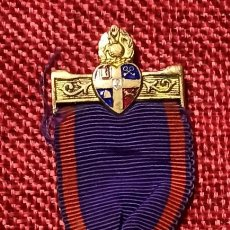 Militaria: ORIGINAL 1949 - GRAN LOGIA MASONICA INGLATERRA. MASON. MANCHESTER UNITY. Lote 261260810