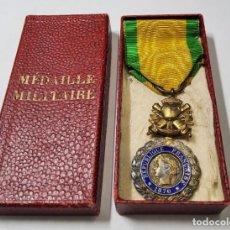 Militaria: MEDALLA AL VALOR Y DISCIPLINA DE LOS ARTILLEROS DE FRANCIA EN LA GUERRA FRANCO PRUSIANA DE 1870-71.. Lote 261273820
