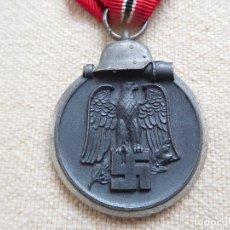 Militaria: MEDALLA WINTERSCHLACHT IM OSTEN MARCADA 88 CAMPAÑA DE INVIERNO EN RUSIA. Lote 262454605