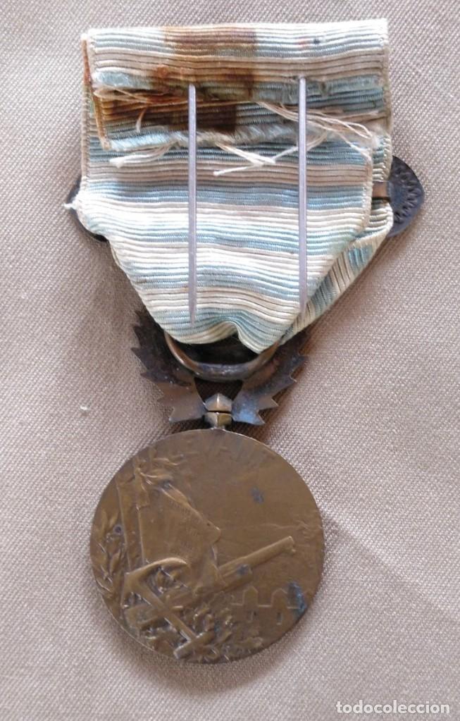 Militaria: FRANCIA. MEDALLA DE LAS CAMPAÑAS DE SIRIA Y CILICIA. SIGLO XIX. - Foto 3 - 262942075