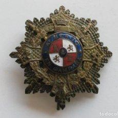 Militaria: MEDALLA AL MERITO EN CAMPAÑA , EPOCA FRANCO . 58 MM. Lote 263692065