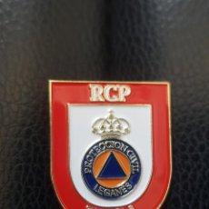 Militaria: DISTINTIVO PROTECCION CIVIL. Lote 264302628