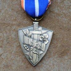 Militaria: MEDALLA DE LA REPÚBLICA DE ESLOVAQUIA 1939. Lote 264510174