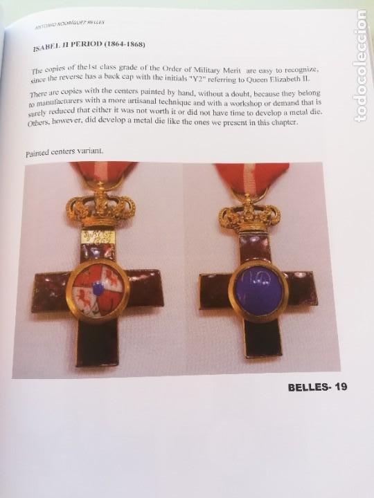 """Militaria: LIBRO Órdenes y medallas de las campañas militares españolas Filipinas y Cuba. PHILIPPINES & CUBA """"S - Foto 3 - 265733729"""