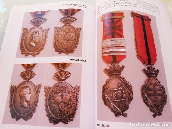 """Militaria: LIBRO Órdenes y medallas de las campañas militares españolas Filipinas y Cuba. PHILIPPINES & CUBA """"S - Foto 8 - 265733729"""