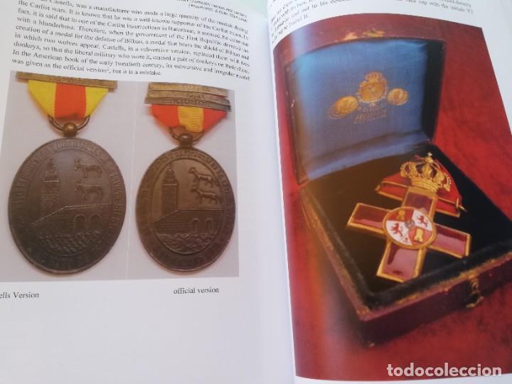 """Militaria: LIBRO Órdenes y medallas de las campañas militares españolas Filipinas y Cuba. PHILIPPINES & CUBA """"S - Foto 10 - 265733729"""