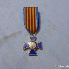Militaria: * MEDALLA AL MERITO PROFESIONAL DE LA POLICIA LOCAL DE VALENCIA, ORIGINAL. ZX. Lote 267505759