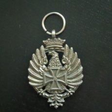 Militaria: INSIGNIA MILITAR. DISTINTIVO BATALLA CONTRA RUSIA 1941.DIVISION AZUL. GUERRA MUNDIAL. PARTIDO NAZI. Lote 267680879