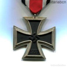 Militaria: ALEMANIA III REICH. CRUZ DE HIERRO DE 2ª CLASE. MODELO 1939. 2ª GUERRA MUNDIAL. CENTRO MAGNÉTICO. Lote 267761944