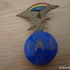 Militaria: FIA BRIPAC. Lote 268816714