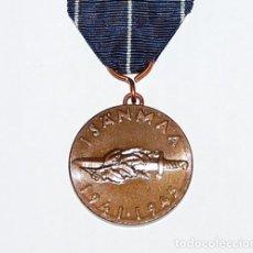 Militaria: FINLANDIA - MEDALLA DE LA GUERRA DE CONTINUACIÓN 1941-1945. Lote 268839654