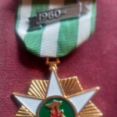 Militaria: VIETNAM MEDALLA CHIEN DICH BOI TINH 1960. Lote 268943694
