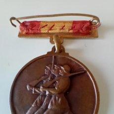 Militaria: MEDALLA DE LA GUERRA CIVIL ESPAÑOLA , ORIGINAL DE ÉPOCA. Lote 269063608