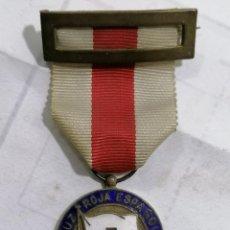 Militaria: MEDALLA, FIESTA DE LA BANDERITA, CRUZ ROJA ESPAÑOLA 27 MM. Lote 269093928