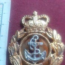Militaria: EMBLEMA MILITAR. MARINA. NAVAL. Lote 269281108