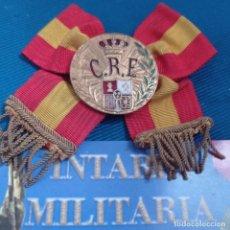 Militaria: DISTINTIVO DE CASA REAL ESPAÑOLA. Lote 269281493