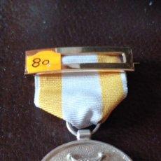 Militaria: MEDALLA DE PLATA ORDEN DE ISABEL LA CATÓLICA. Lote 269310118