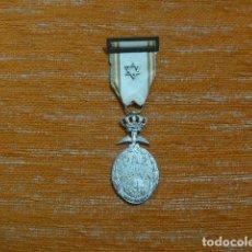 Militaria: ANTIGUA MEDALLA DE 1927 DE LA PAZ DE MARRUECOS, ORIGINAL, GUERRA DE AFRICA.. Lote 269492543