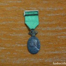 Militaria: ANTIGUA MEDALLA DE GUERRA DE MARRUECOS, ORIGINAL. CORONA MOVIL. AFRICA.. Lote 269492983