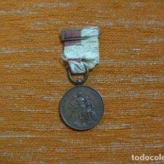 Militaria: ANTIGUA MEDALLA DE 1874 DEL SITIO DE BILBAO A SUS DEFENSORES, ORIGINAL. GUERRA CARLISTA.. Lote 269494003