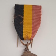 Militaria: MEDALLA BELGA BÉLGICA SEGUNDA GUERRA MUNDIAL 1940-1945. Lote 269603063
