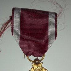 Militaria: MEDALLA BELGA BÉLGICA SEGUNDA GUERRA MUNDIAL 1940-1945. Lote 269603998