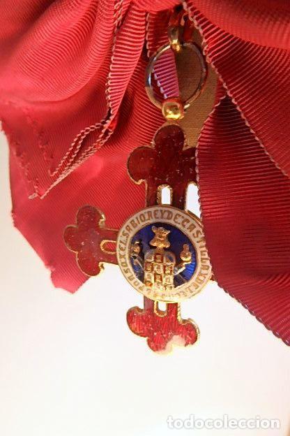 Militaria: (JX-210637)Gran Cruz y Placa de la Orden Civil de Alfonso X El Sabio . - Foto 2 - 269935228
