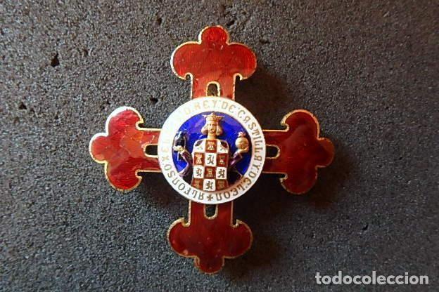 Militaria: (JX-210637)Gran Cruz y Placa de la Orden Civil de Alfonso X El Sabio . - Foto 7 - 269935228