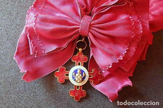 Militaria: (JX-210637)Gran Cruz y Placa de la Orden Civil de Alfonso X El Sabio . - Foto 13 - 269935228