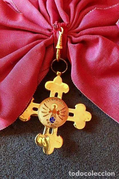 Militaria: (JX-210637)Gran Cruz y Placa de la Orden Civil de Alfonso X El Sabio . - Foto 15 - 269935228