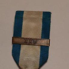 Militaria: WW2. FINLANDIA. MEDALLA DE LA UNIÓN DE VETERANOS. CON PASADOR. 1941 1945. Lote 270654708