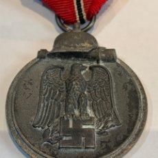 Militaria: MEDALLA PRIMER INVIERNO EN RUSIA - WINTERSCHLACHT IM OSTEN - 1941 /1942. Lote 270689003