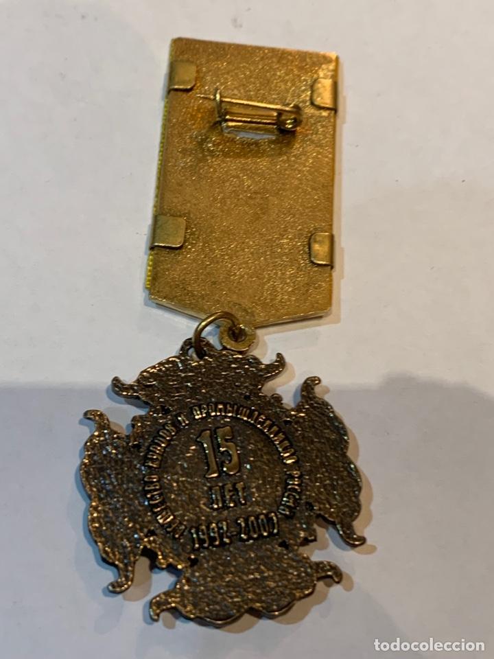 Militaria: Medalla - Bo Canaby Oteyectba - creo que rusa- - Foto 5 - 273517078