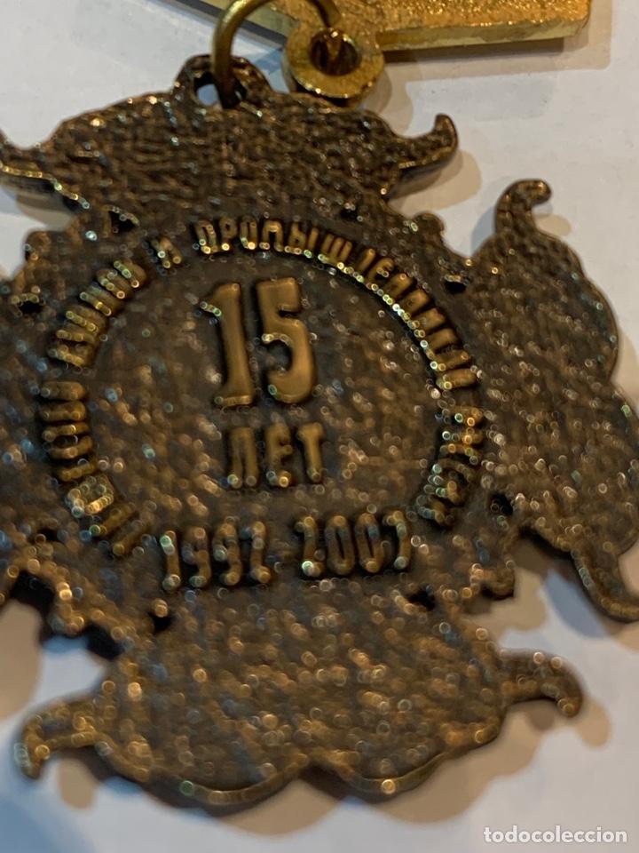 Militaria: Medalla - Bo Canaby Oteyectba - creo que rusa- - Foto 6 - 273517078