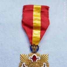 Militaria: GENOVA EXPOSICION INTERNACIONAL 1912 ITALIA ORIGINAL GRANDE. Lote 275034213