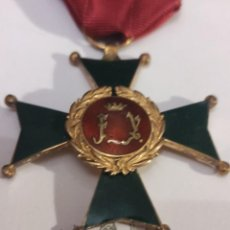 Militaria: MEDALLA DE CAPÍTULO NOBILIARIO ESPAÑOL. Lote 275337153