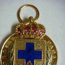 Militaria: MEDALLA DE LA HERMANDAD DE DONANTES DE SANGRE -(&). Lote 293841893