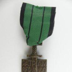 Militaria: MEDALLA PATRIAM SERVANDO VICTORIAM TULIT. Lote 275894513