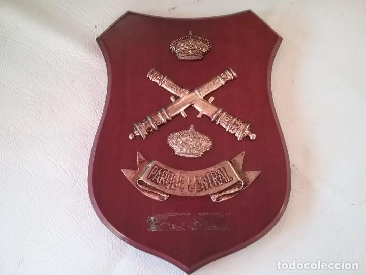METOPA PARQUE CENTRAL (Militar - Medallas Españolas Originales )