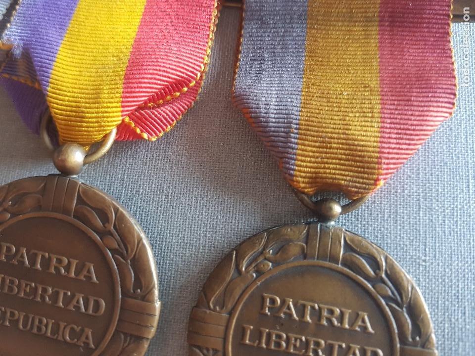 Militaria: ANTIGUO PASADOR REPUBLICANO PATRIA LIBERTAD REPUBLICA - Foto 7 - 276130048