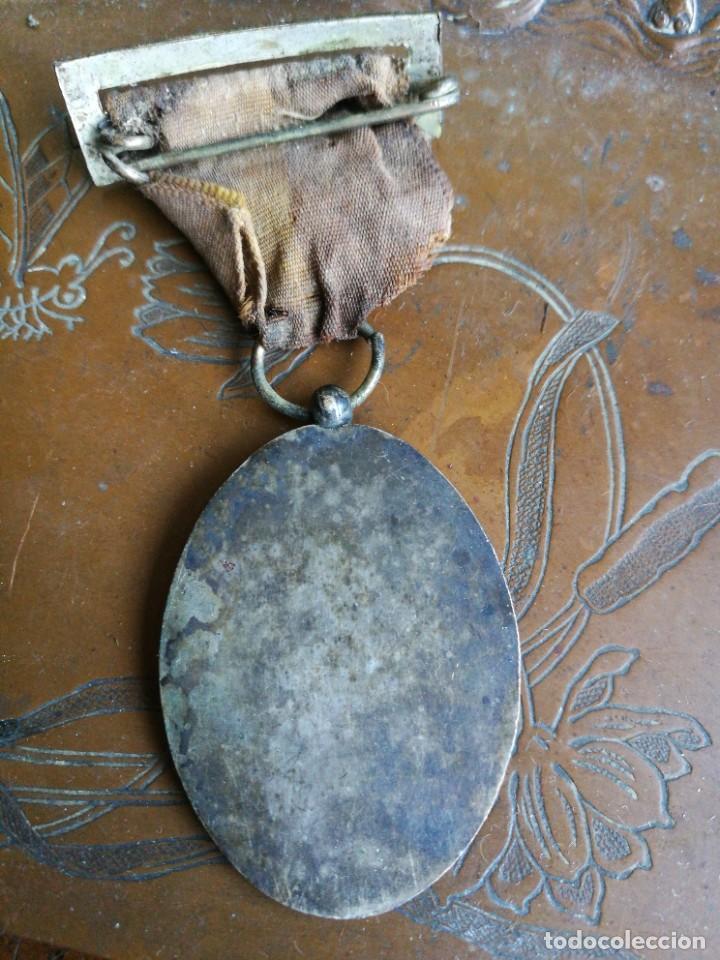Militaria: Medalla Asamblea Eucarística Santoña 1943 - Foto 3 - 276188348