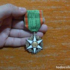 Militaria: ANTIGUA MEDALLA ORDEN AL MERITO AGRICOLA 1883, ORIGINAL, FRANCESA. MERITE AGRICOLE, FRANCIA.. Lote 276478758