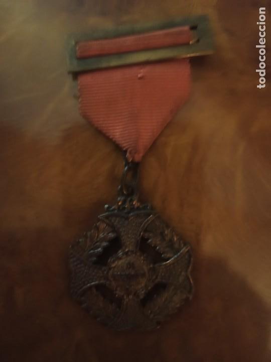 MEDALLA MÉRITO MILITAR O ESCOLAR (Militar - Medallas Españolas Originales )