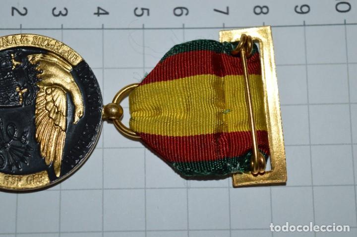 Militaria: VINTAGE - MEDALLA ORIGINAL / 17 DE JULIO DE 1936 - ANTIGUO RÉGIMEN - EXCELENTE ESTADO - ¡Mira fotos! - Foto 6 - 276657193