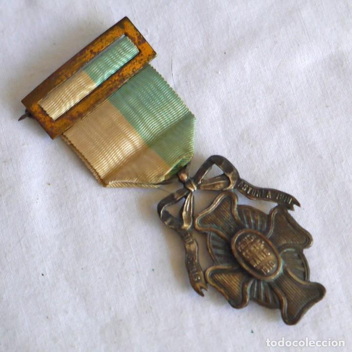 MEDALLA PRIMER CENTENARIO SITIOS DE ASTORGA 1810-1910 (Militar - Medallas Españolas Originales )