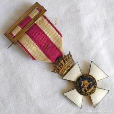 Militaria: MEDALLA PREMIO A LA CONSTANCIA MILITAR SAN HERMENEGILDO. Lote 277085628